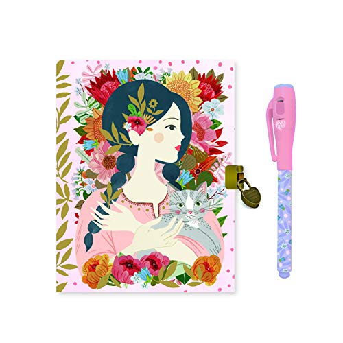 Lovely Paper Cuaderno Secreto Oana (53612), Multicolor (1)
