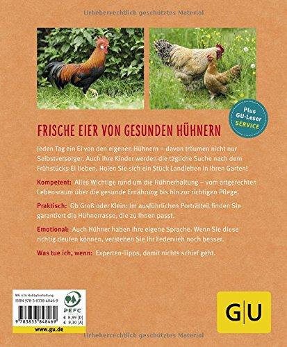 Hühner halten: Das Rundum-Sorglos-Paket (GU Tierratgeber) - 2