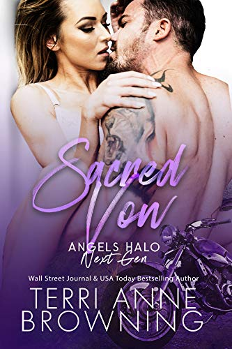 Sacred Vow (Angels Halo MC Next Gen Book 5) (English Edition)
