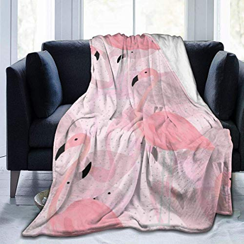 ARRISLIFE Manta de forro polar de franela suave para sofá, cama, sofá, silla, oficina, viajes, camping
