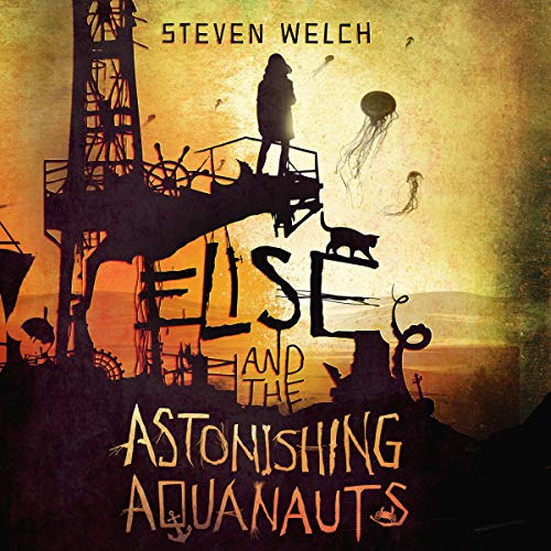 Elise and the Astonishing Aquanauts cover art