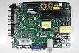 Avera 50' 50AER10 B15082768 Power + Main Video Board Motherboard