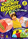 Socker Boppers Inflatable Boxing Pillows - One Pair Boppers - Clear Colors May Vary