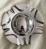 Deal on Wheels Incubus Paranormal RWD Truck Chrome Center Cap New Part # EMR0500-TRUCK-CAP LG0605-49