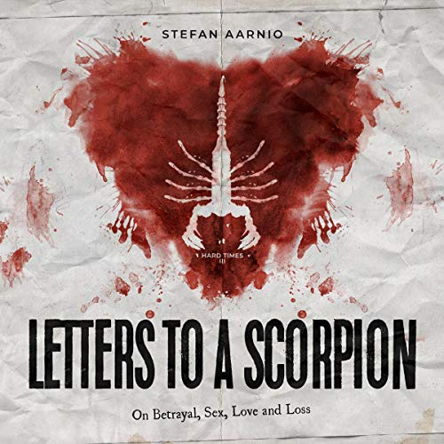 Letters to a Scorpion  By  cover art