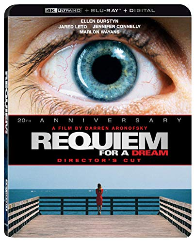 Requiem For a Dream [4K UHD + Blu-ray + Digital] $7.99 - $7.96