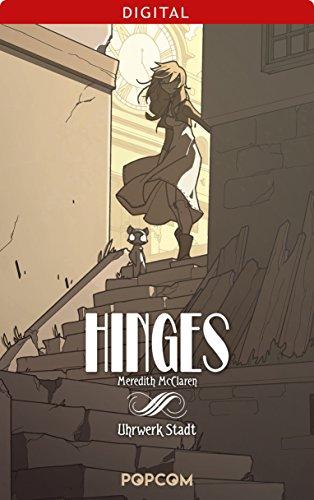 Hinges 01: Uhrwerk Stadt (German Edition)