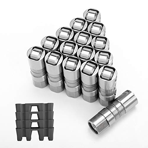 DEFEND INDUST Hydraulic Roller Lifters & 4 Guides Set16 New LS7 LS2 16 GM Performance 12499225 HL124