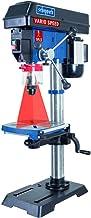 Scheppach 5906807901Taladro/mesa Taladro dp18vario, posición Laser y LED, velocidad ajustable, para madera, metal y plástico, regulador de velocidad de 440a 2580min de 1, 550W, W, 230V