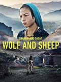 Wolf and sheep