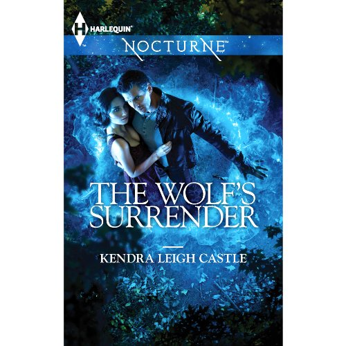 The Wolf's Surrender cover art