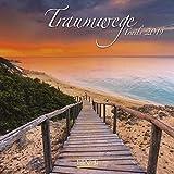 Traumwege (BK) 226519 2019: Broschürenkalender mit Ferienterminen. Format: 30 x 30 cm
