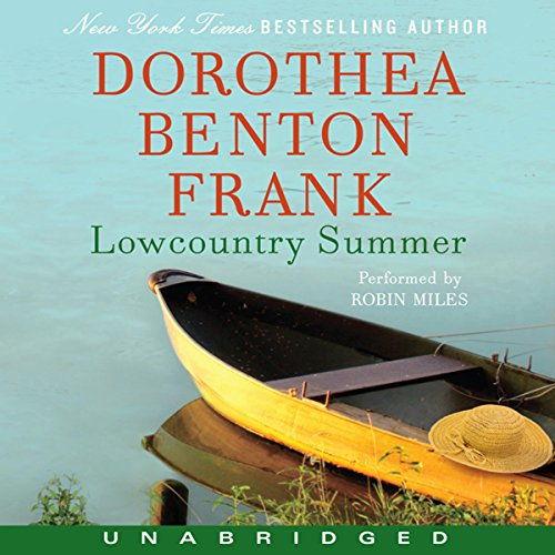 Lowcountry Summer audiobook cover art
