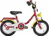 Puky 4015731041037 Infantil Unisex Completo 12' Rojo bicicletta - Bicicleta (Completo, 30,5 cm (12'), Rojo, Cadena, Freno de Mano, Freno en V)