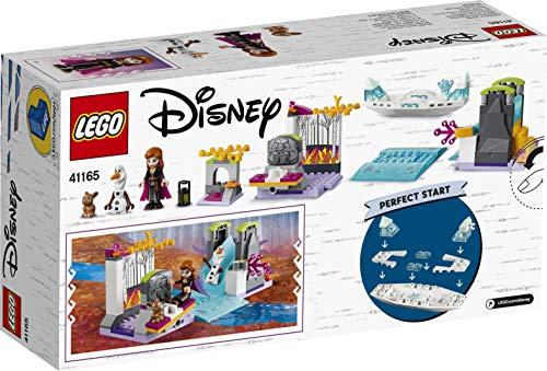 LEGO-Frozen-Spedizione-sulla-Canoa-di-Anna-41165-Set-di-Costruzioni-per-Ricreare-le-Atmosfere-Incantate-del-Film-di-Disney-e-Avventurarti-insieme-ad-Olaf-ed-Anna-in-Canoa-per-Bambini-4
