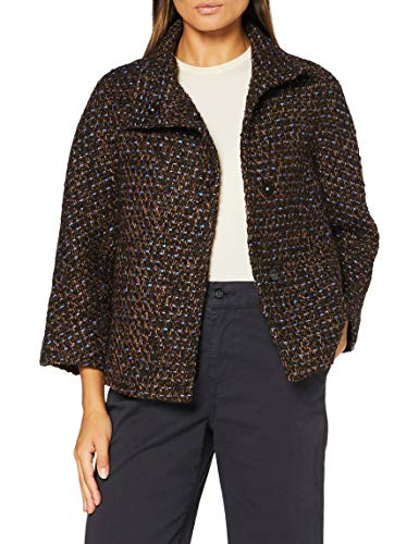 Sisley Jacket Giacca, Multicolore 902, 44 Donna