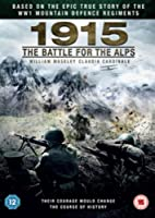 1915: the Battle for the Alps [DVD]