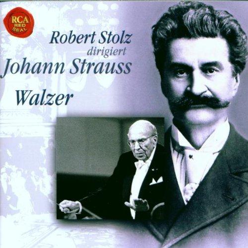 Robert Stolz dirigiert Johann Strauß Walzer