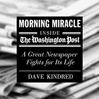 Morning Miracle audiobook cover art