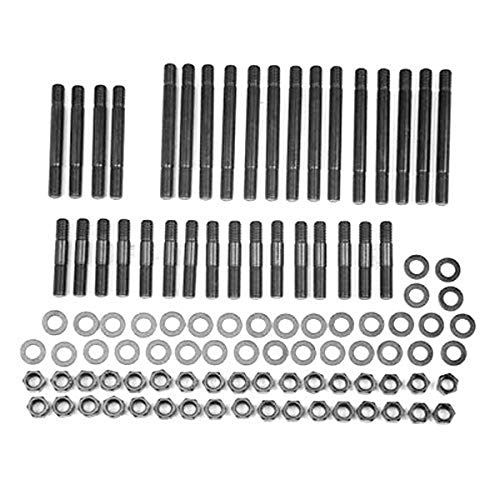 ARP 2354601 Pro Series Black Oxide 12Point Cylinder Head Stud Kit for Big Block Chevy Mark IV with Under Cut Aluminum Factory/Early Bowtie Head