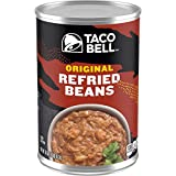Taco Bell Original Refried Beans (16 oz Cans, Pack of 12)...
