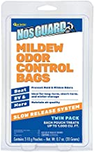 Star Brite Mildew Odor Control Bags - Slow Release System - Twin Pack