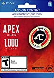 Apex Legends - 1,000 Coins Virtual Currency - PS4 [Digital Code]