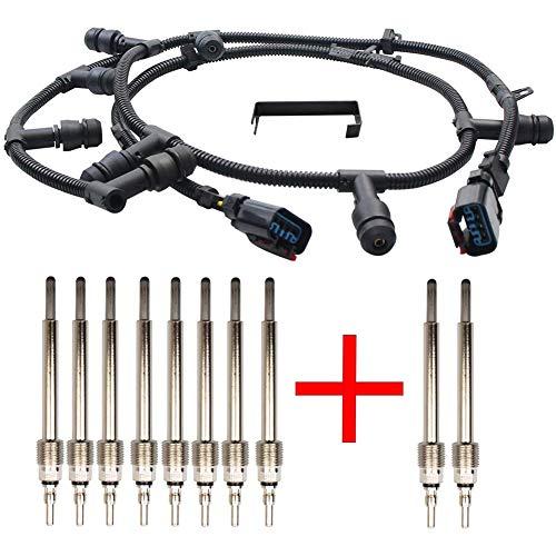 Glow Plug Harness 6.0 Powerstroke 5C3Z-12A690-A, 4C2Z-12A690-AB, Glow Plug...