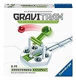 Ravensburger GraviTrax Erweiterung Katapult - Ideales Zubehör für spektakuläre Kugelbahnen, Konstruktionsspielzeug für Kinder ab 8 Jahren -