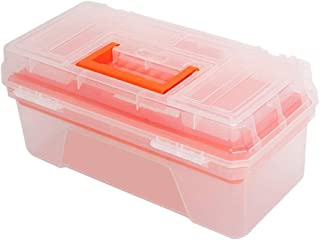 ZAIHW Tool Box | Organizer and Storage For Tools, Fishing Tackle, Toys, Lego, Art, Craft, and Parts