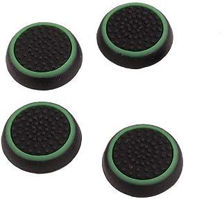 Sraeriot Kwiat Stick Grips Caps Silikonowa Joystick Cover Game Controller Ochrona Kompatybilna Z Ps3 Ps4 Xbox 360 Xbox One...