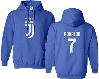 Smart Zone CR7 Soccer Hoodie Cristiano Ronaldo Men's Sweatshirt