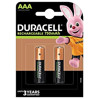 Duracell AAA B2 - Batterie Ministilo 750 Mah Ricaricabile Plus (B003B0048O) | Amazon price tracker / tracking, Amazon price history charts, Amazon price watches, Amazon price drop alerts