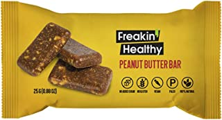 Freakin' Healthy Peanut Butter Snack  Bar, 25 gm