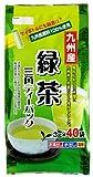 寿老園 九州産 緑茶 40g×3