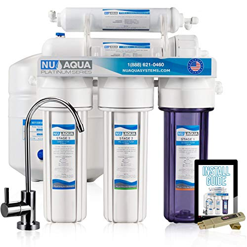 NU Aqua Platinum Series Deluxe Water Filter System review