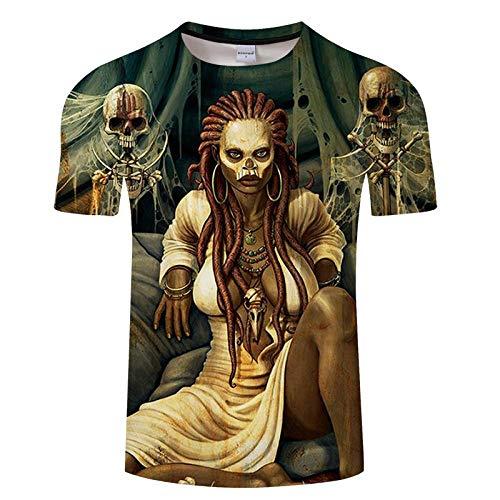 T Shirt Hommes Chemises 3D Imprimer Fitness Respirant Bodybuilding Tees Été Casual Séchage Rapide Mâle Asiatiquexl Txkh1360