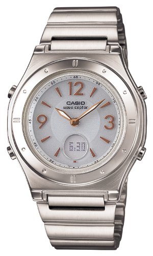 CASIO 'The solar radio control watch' Waveceptor multi band 6'LWA-M141D-7AJF