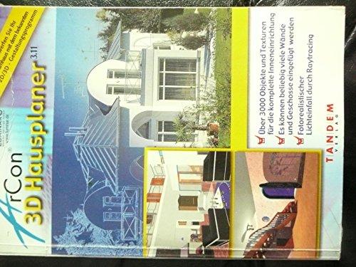 ArCon 3D Hausplaner. Benutzerhandbuch.