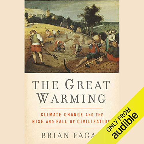 The Great Warming audiobook cover art