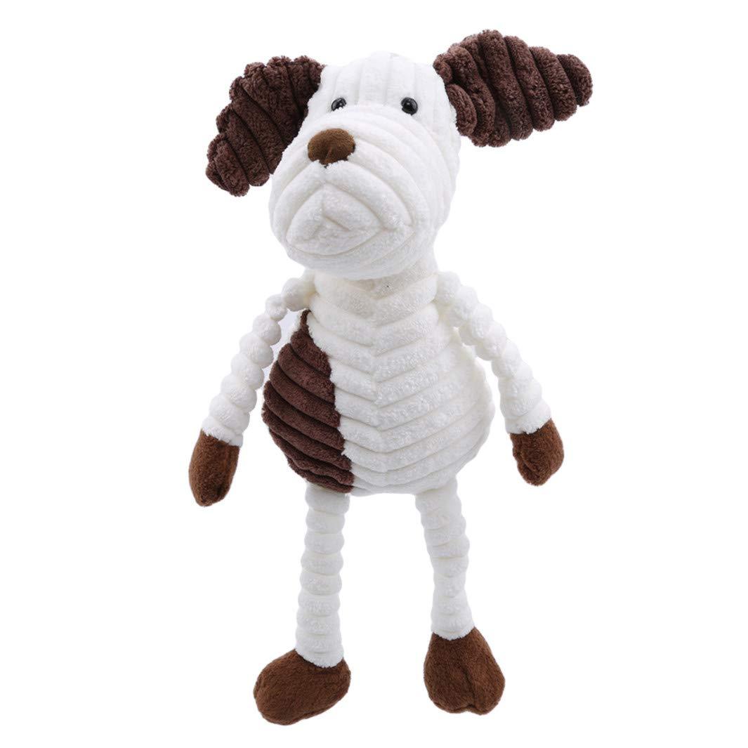 YouCY - Muñeco de peluche con diseño de zorro, panda, elefante ...