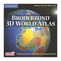 Broderbund 3D World Atlas (輸入版)