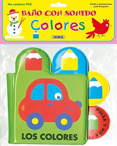 Colores (Baño con sonido)