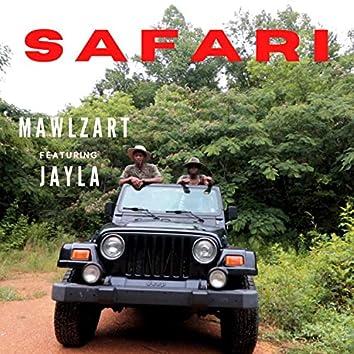 Safari (feat. Jayla)