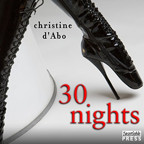30 Nights audiobook cover art