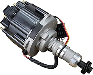 Dragon Fire High Performance Race Series Complete HEI Electronic Ignition Distributor Compatible Replacement For 1987-1993 Cadillac Allante Deville Eldorado Fleetwood Seville 4.9L 4.5L 4.1L V8 Oem Fi