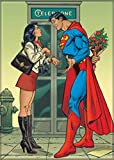 Ata-Boy DC Comics Superman Late for His Date with Lois...