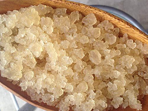 RawCultures® - Grains de kéfir d'eau certifiés bio - probiotiques vivants - cristal japonais - kit de démarrage souche - 50 g