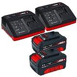 Bateria Power x Change Einhell Edición Bricolemar Ultra Power Pack (2 Baterías Power X Change 3A + 2 Cargadores Rápidos)