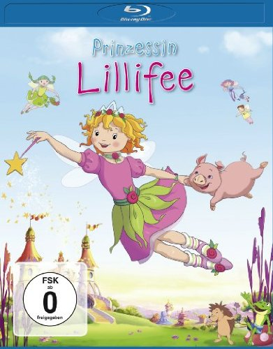 Prinzessin Lillifee [Blu-ray]